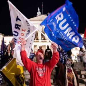 【速報】トランプ大統領再選確定しました!! バイデン候補は大統領選を辞退