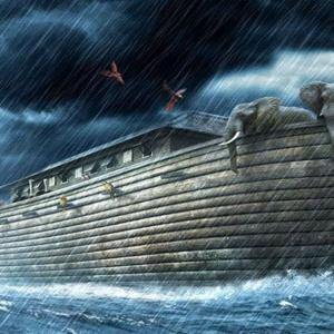 【QmapJapan情報】「ノアの箱舟」、Qの「計画」が「聖書のように」行われている!?