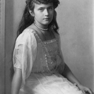 メラニア・トランプはロマノフ家出身。彼女の祖母はアナスタシアである。