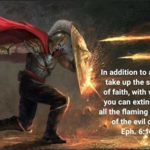 デフコン[1]確定 「神の完全な武具」を身につけ続けてください。⚔️