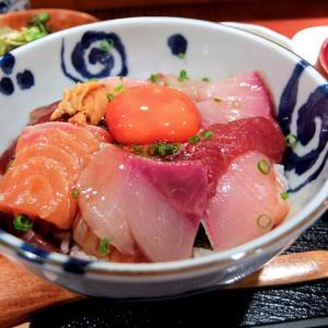 海鮮丼(大)/めしの助(名古屋駅)