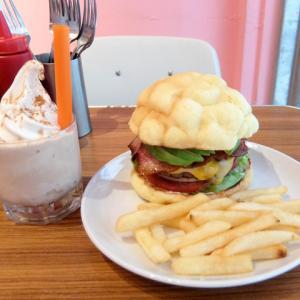 TORTOISE+アボカド/Bueger & Milkshake CRANE(御徒町)