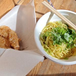 台風飯店の拌麺とか/AGITO MARCHE 2019(愛地球博記念公園)