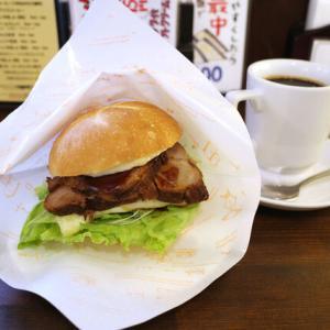 江南チャーシューバーガー/KAKO BUCYO COFFEE(名駅南)