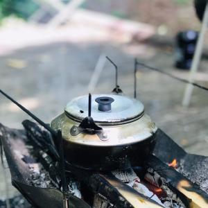 キャンプで珈琲お好きですか⁇