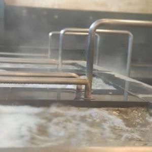 ♨ 新鮮なお湯が沸いております ♨