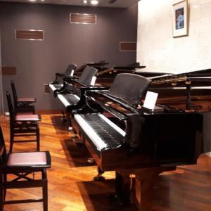 ピアノ選定