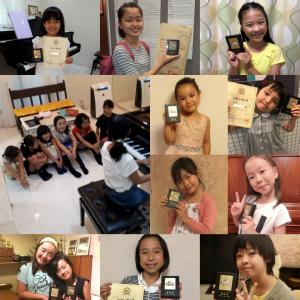 むさしピアノ教室の夏