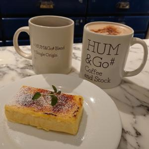 『HUM&GO』香林坊アトリエ店でコーヒーブレイク@金沢
