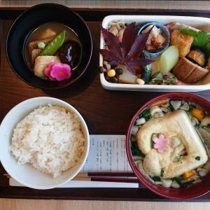 お麩屋さんのカフェ『FUMUROYA CAFE』香林坊大和店でランチ@金沢