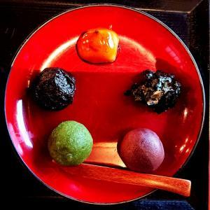 笹団子で有名な『江口だんご』本店の甘味処で和スイーツ@長岡市