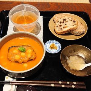 『豆月』の週替わり「豆スープ」のランチ@金沢