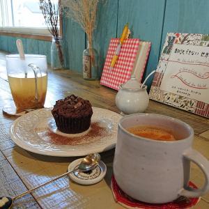 旧駅舎のお洒落カフェ『ナチュラル カフェ ミナント』@珠洲市