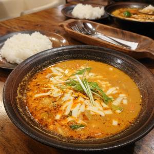 寒い日は『スープカレー&カフェ モグ』のスープカレー@金沢
