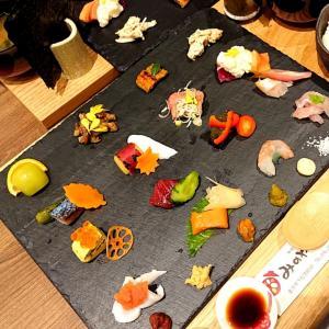 近江町市場『みのやキッチン』で手巻き寿司ランチ@金沢