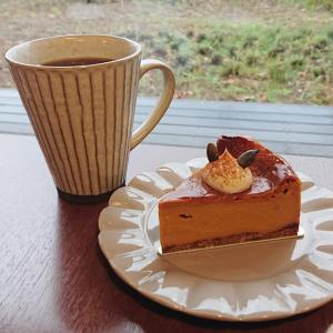 『EPICUREAN』(エピキュリアン)で米粉ケーキとオーガニック珈琲@金沢
