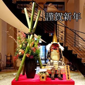 今年初ランチは、ホテル日航金沢『La PLAGE』