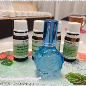 男性の更年期症状に良い香りを知りたい!お世話になってる上司にアロマ香水をプレゼントしたい。