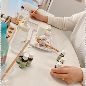 ナードアロマアドバイザー資格講座・レッスン⑪抗菌アロマテラピー。精油の抗菌作用で、石けんとスプレ