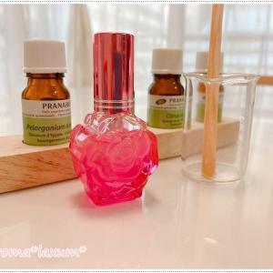アロマ香水作り!自身が持てない20代女子学生・リラックスができて自信が持てる香りが欲しい