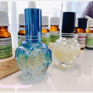 アロマ香水作り!20代カップル・看護師の方・・・コロナで本当に大変なんです・・・