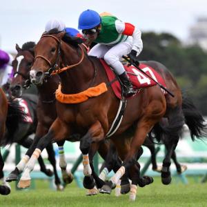 「オールカマー」◎センテリュオ重賞初V牝馬共演制す