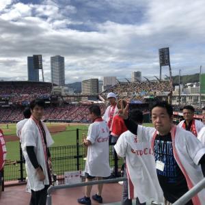 まさかの大敗・・広島3―7阪神●(マツダスタジアム)