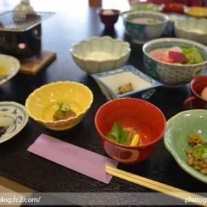 石川県 珠洲市 能登観光ホテル 朝食 ペットOK おいしい食事