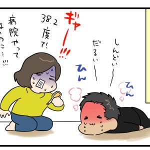 【445うに目】ダンナちゃんが風邪をひかなかったワケ