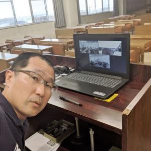 初めてのオンラインLIVE授業