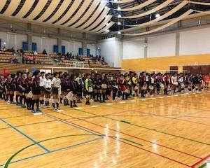 小学生バレーボール大会