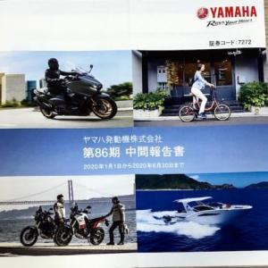 ヤマハ発動機 90円→15円