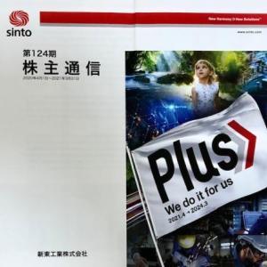 """新東工業 新中計""""Plus"""""""