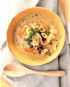 温かいスープにピッタリの美容食材
