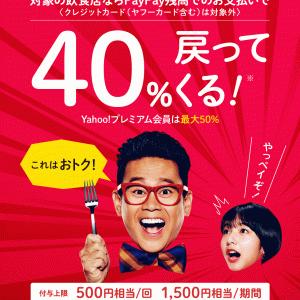 PayPay、対象ネットショップで10~1000%還元!! & 規約同意で先着100万名に100円相当プレゼント!!