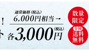 不二食品、コロナ支援の食卓応援セット、6000円相当の内容が3000円で販売中です!!