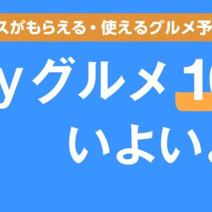 10/27正午よりPayPayグルメスタート。オープニングキャンペーンでお得なクーポンが貰えます。