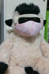 お揃いマスク・番外編