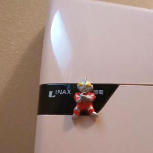 ウルトラマンがトイレを守るのだ!!
