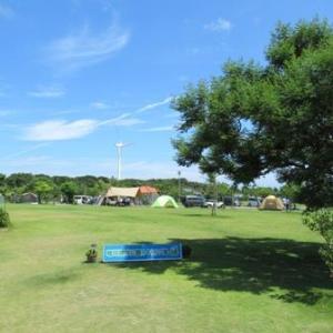 竜洋海洋公園オートキャンプ場集合! in 浜松