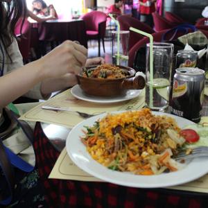 海外旅行ダイエットのススメ