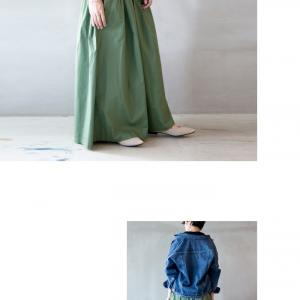 お気に入りのワイドパンツとプチプラ物欲ファッション!!