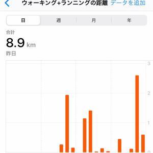 よーく歩いたよー