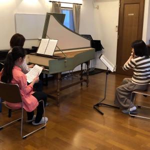 平井み帆先生の通奏低音講座