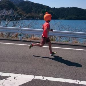 2019芦北うたせマラソン大会走ったワイナイナ(・∀・)