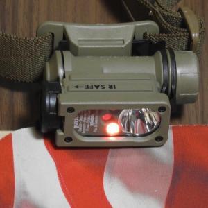 探検用ヘッドライト