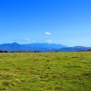 美ヶ原高原を歩く