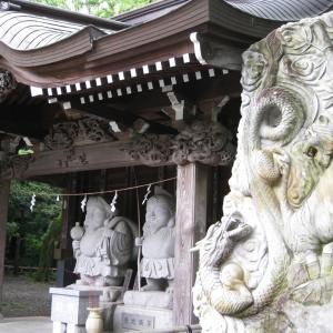 雨のドライブで深大寺へ行きました③