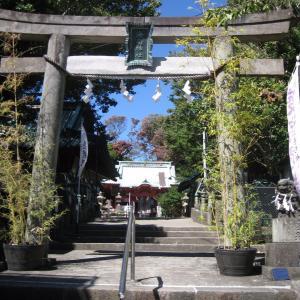 二つの海南神社