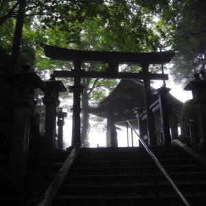 秩父三社巡りラスト  三峯神社